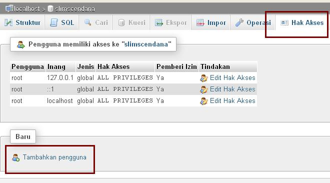 Install SliMS Cendana SLiMS Meranti Di Linux Buat User